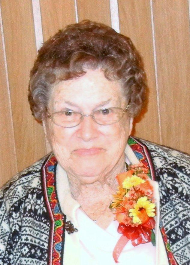 Alice May Dickinson  Obituary
