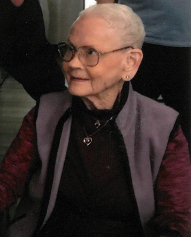 Barbara Ann Vander Yacht  Obituary