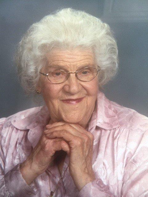 Bertha Mae Nelson  Obituary
