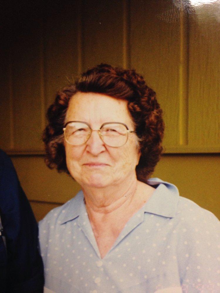 Beulah G. Rowe  Obituary