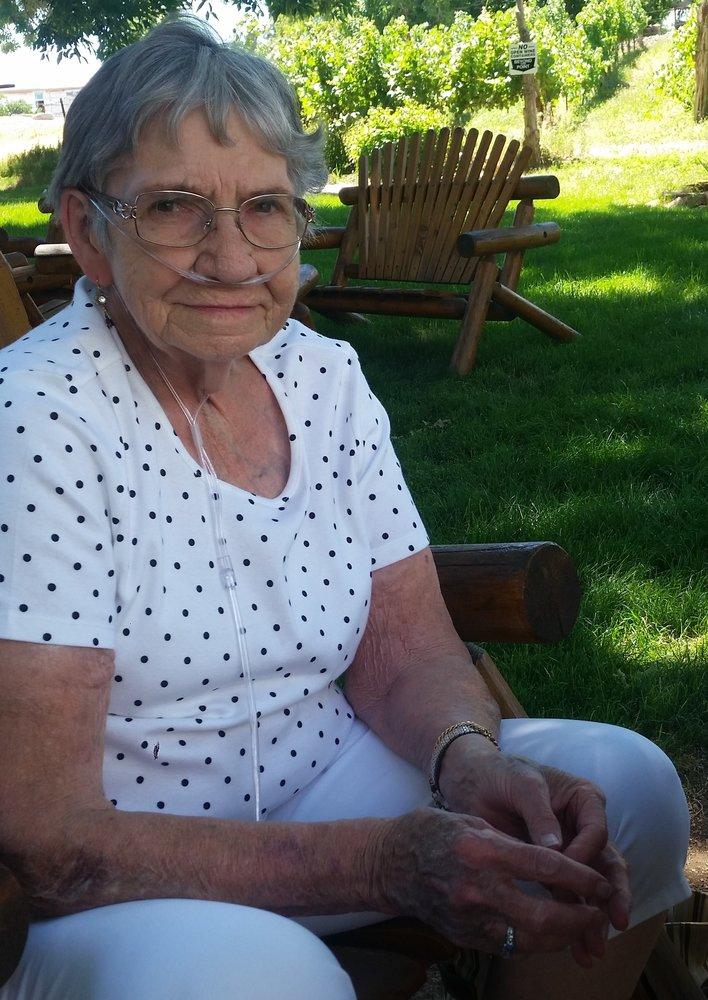 Carol Joy Angustain  Obituary