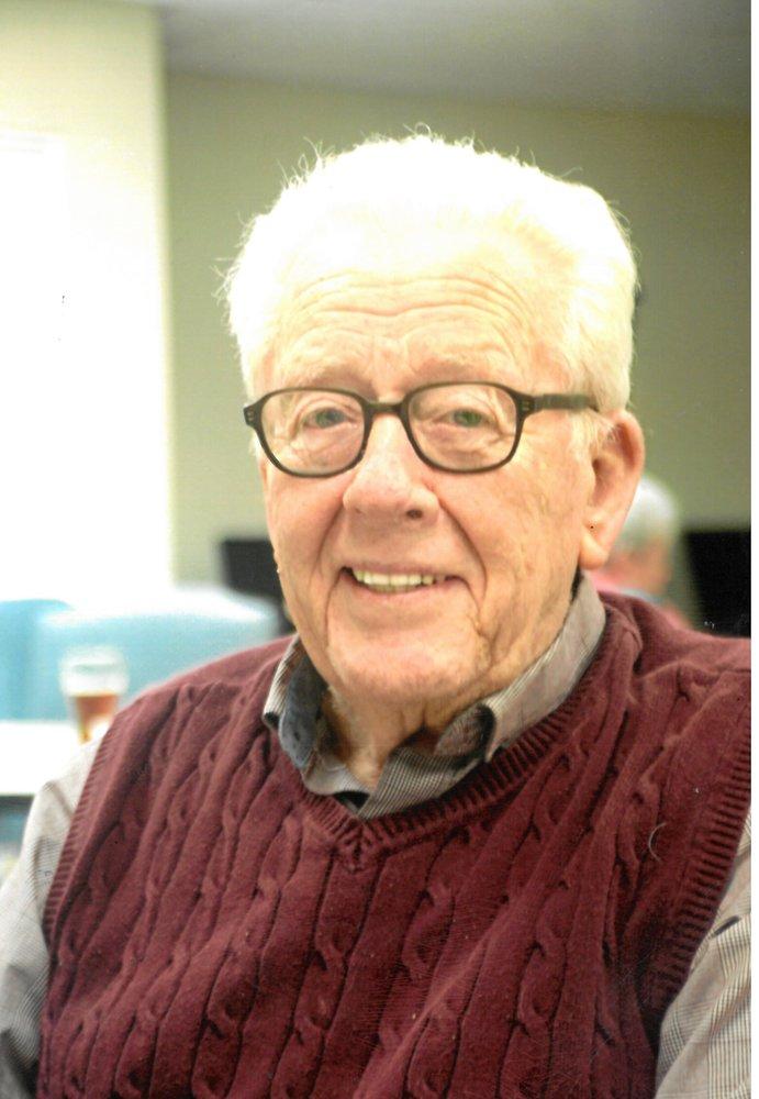 Col Ret Richard JW McCollum  Obituary