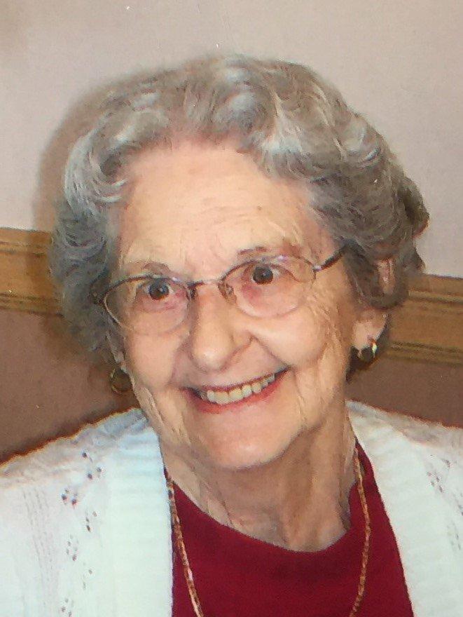 Doris Adeline Miller  Obituary