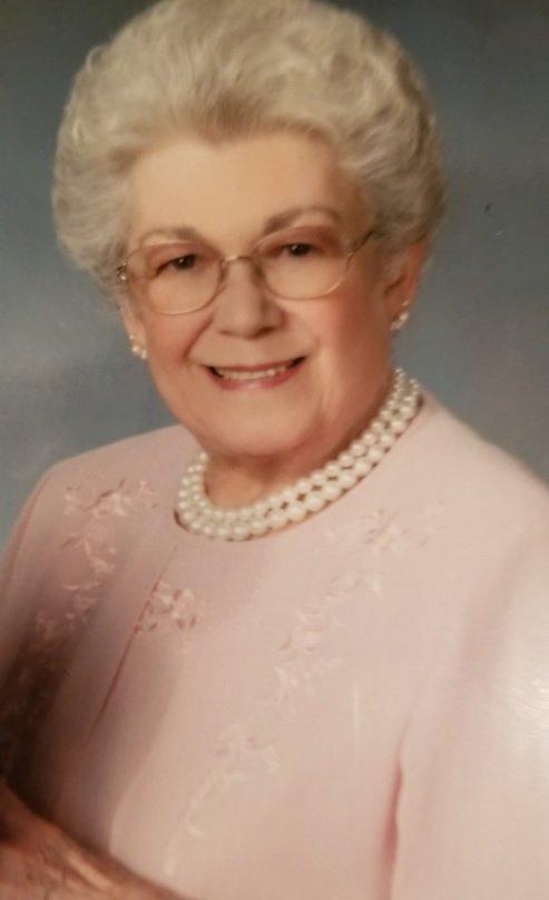 Doris Lucia McGrew  Obituary