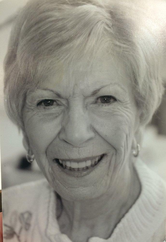 Dorothy Virginia Berg  Obituary