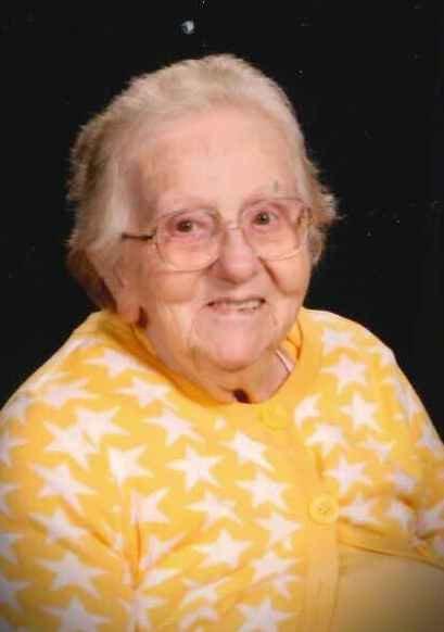 Edith Marie Knutson  Obituary
