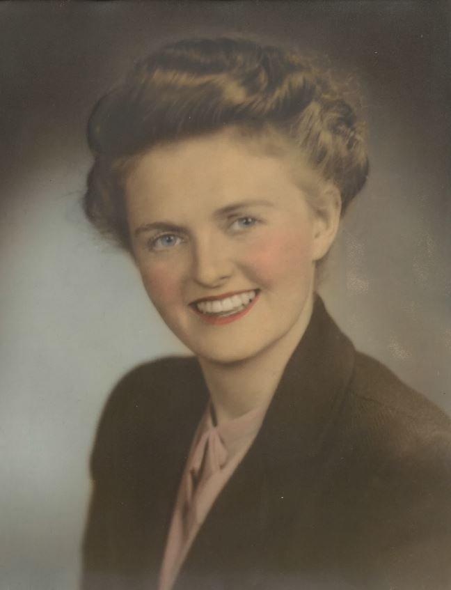 Edna M Dahle Forsythe  Obituary