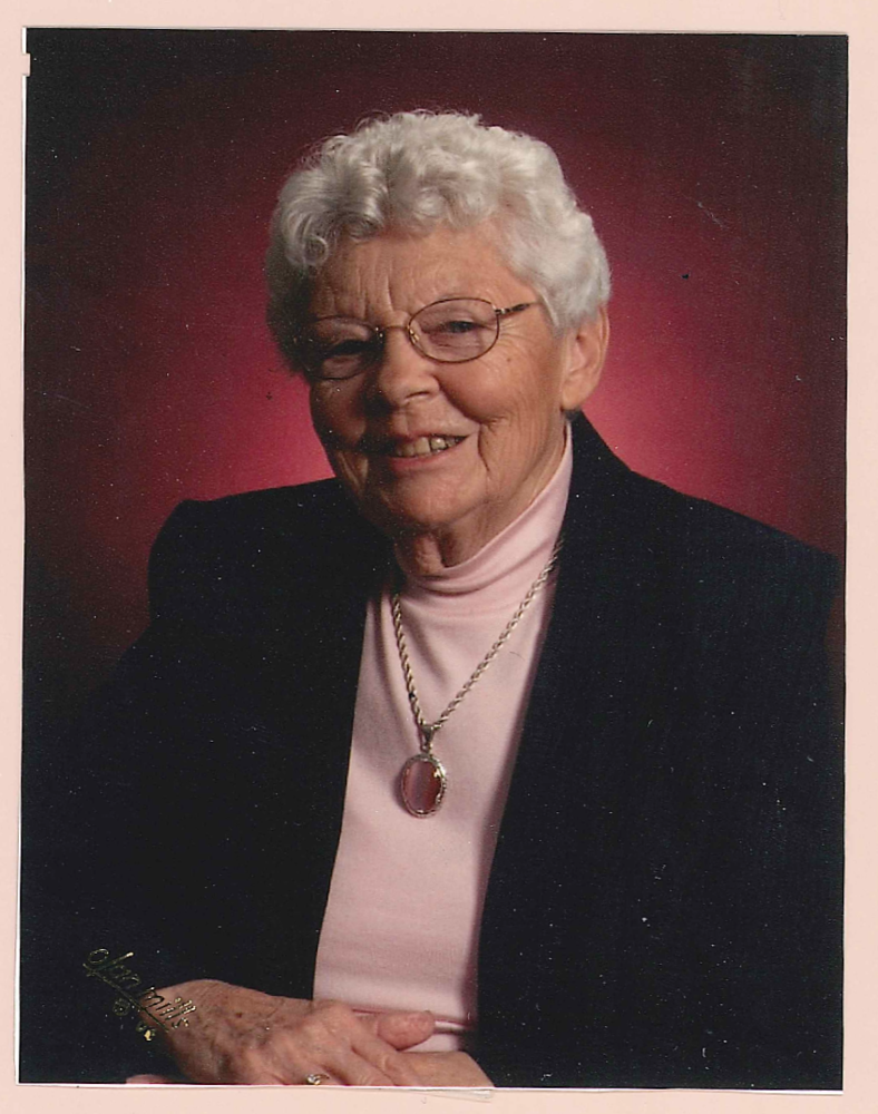 Edna Mae Howick  Obituary