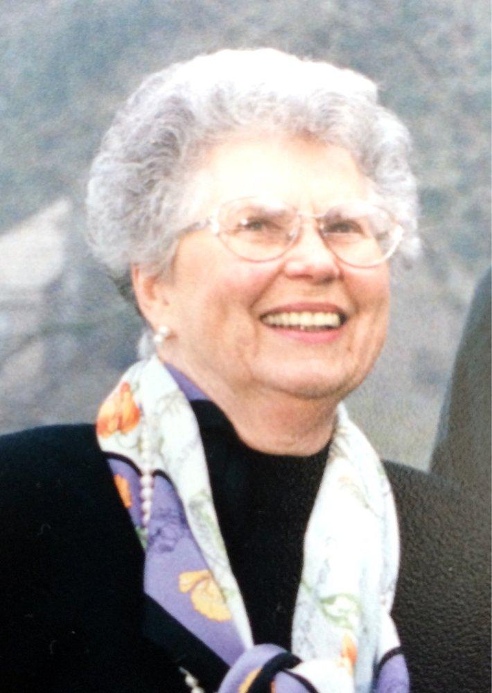 Elaine Alice Tucker  Obituary