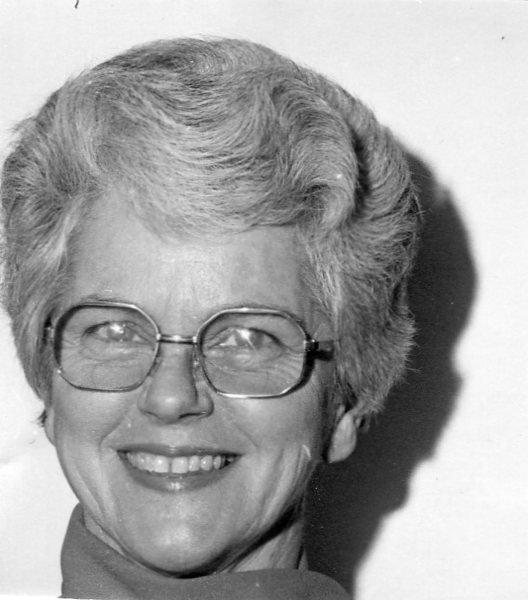 Eleanor Lois Dow  Obituary