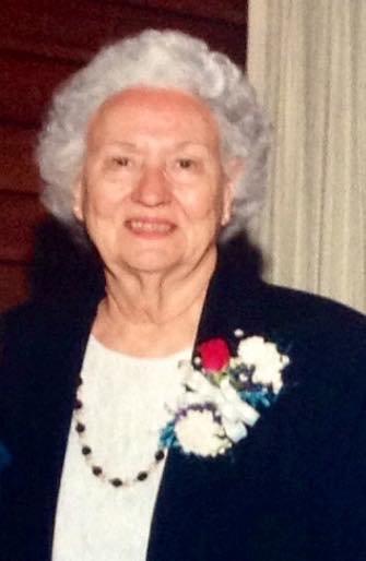 Eleanor Mae Knutzen  Obituary