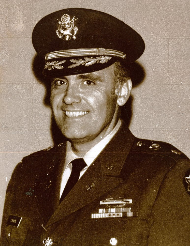 Elmer L. Crape  Obituary