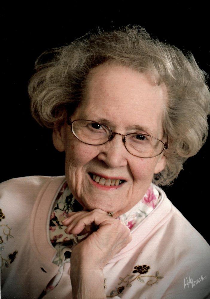 Ethelwyn Elaine McEwen  Obituary