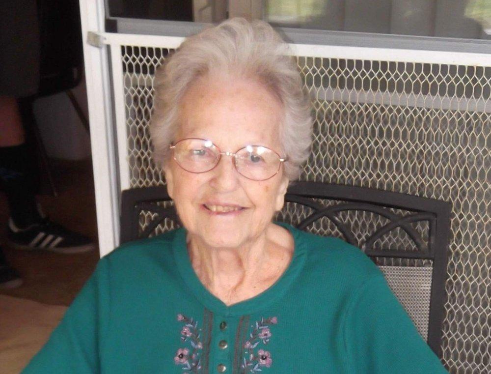 Evelyn Naiomi Palmer  Obituary
