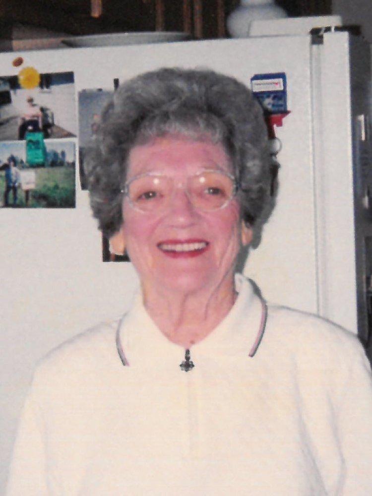 Frances A. Johnson  Obituary