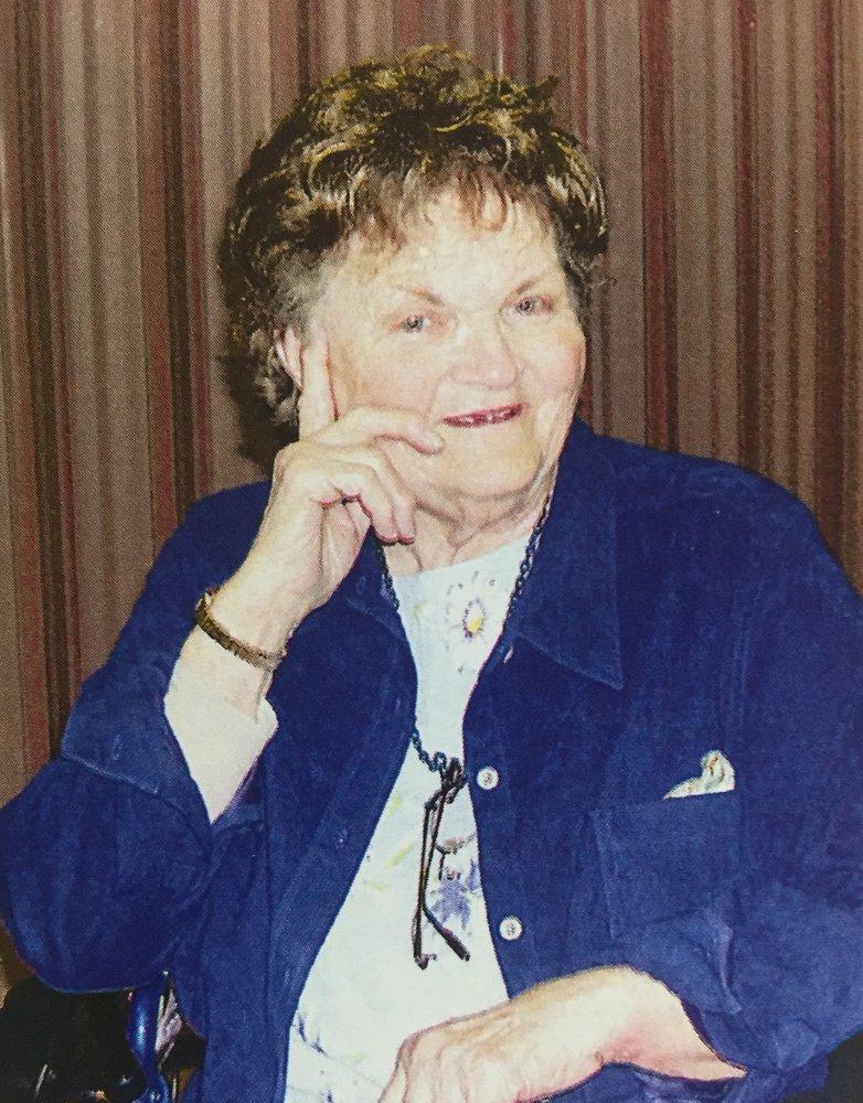 Georgia Elinor Christensen  Obituary