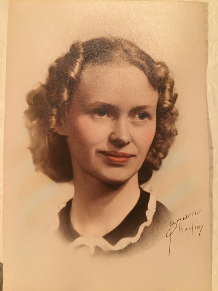 Gertrude Dorothea Richter  Obituary