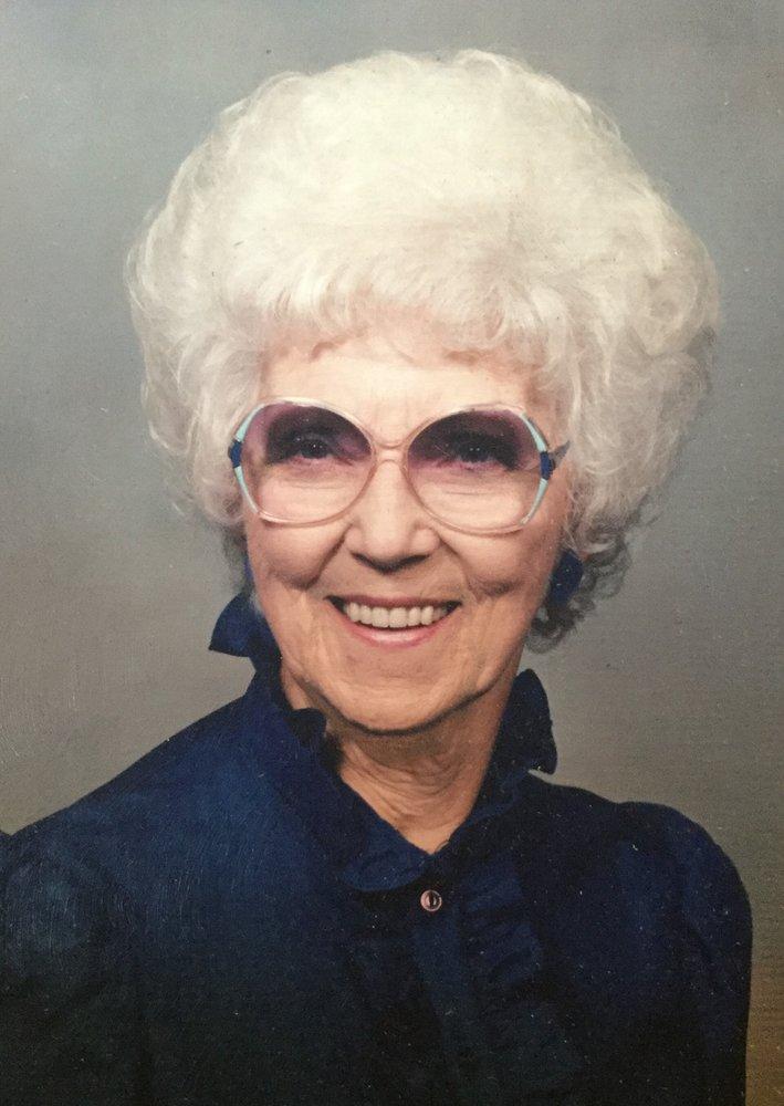 Gloria Faye Burrough  Obituary