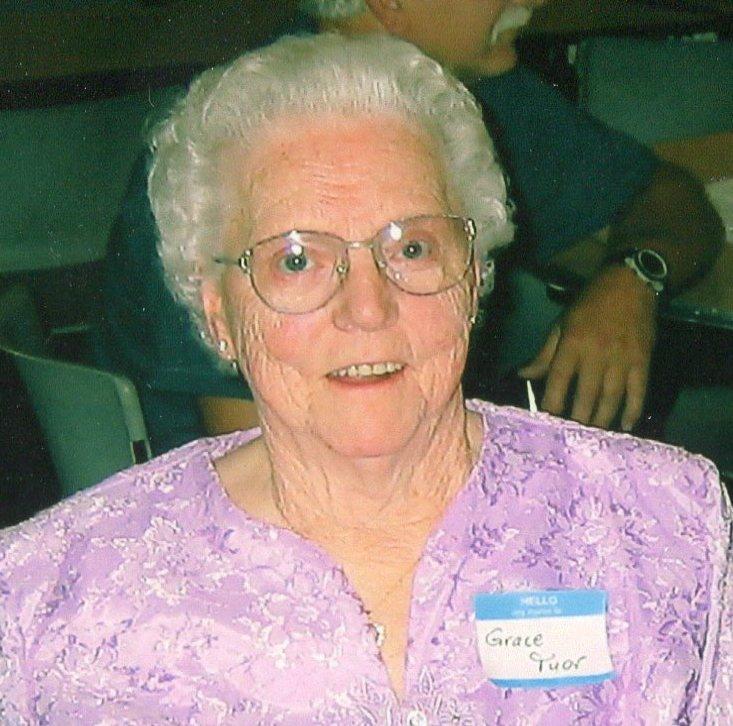 Grace Marie Tuor  Obituary