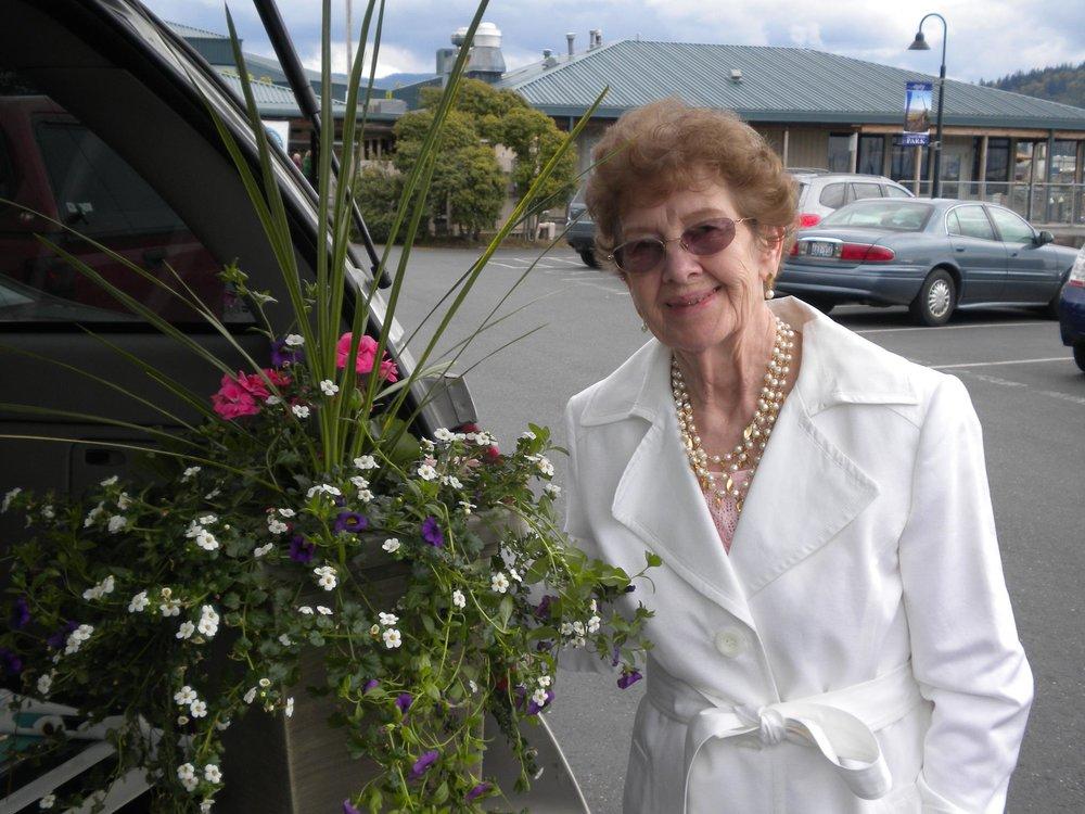 Jacqueline Mary Abbott Baklund  Obituary