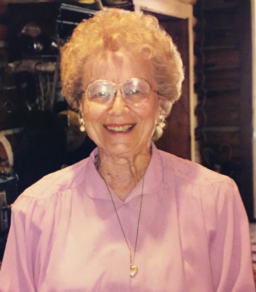 Jean Ruth Hershey  Obituary