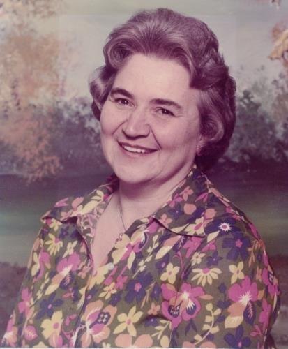 Jeannette Radke  Obituary