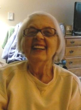 Joan Adel Milburn  Obituary