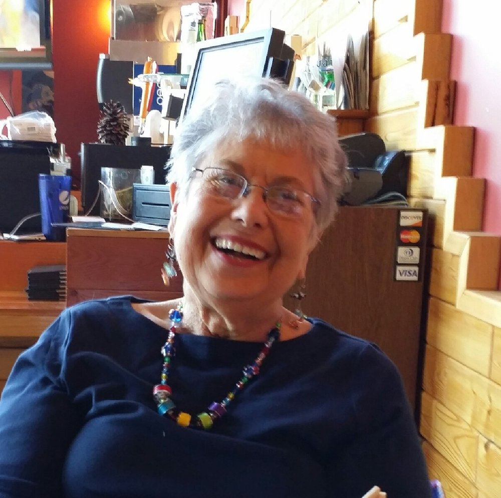Joan Roberta Adams  Obituary