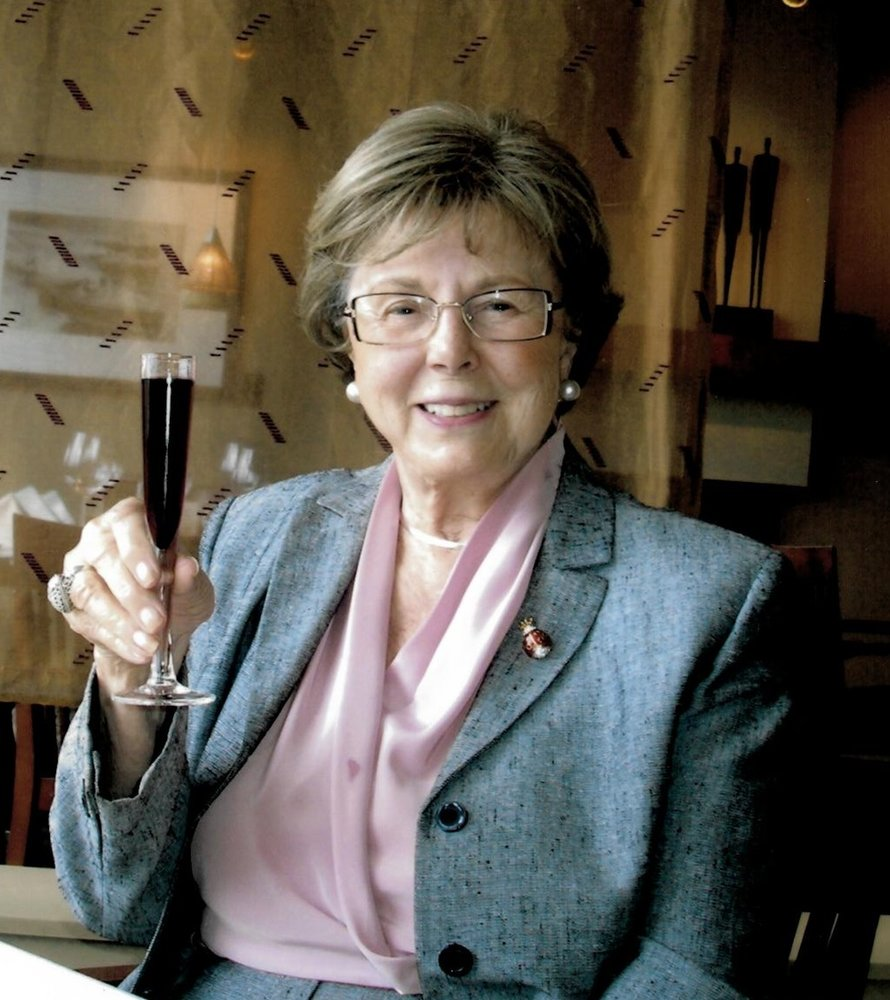 June Martina Hinton  Obituary