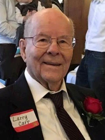 Lawrence A. Carr  Obituary