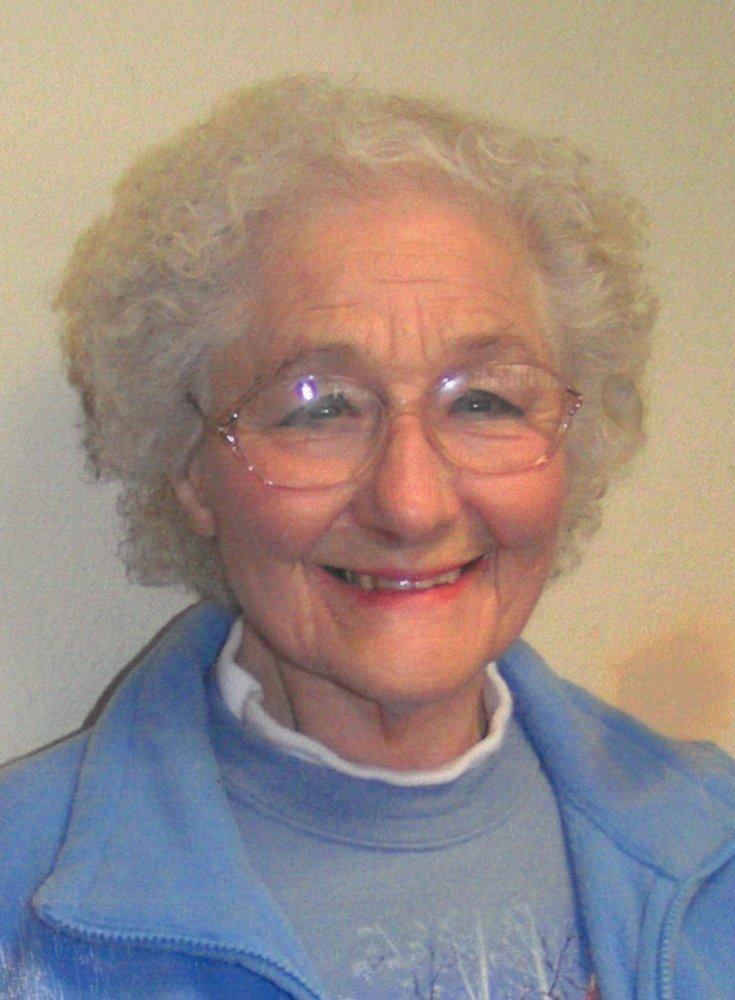 Marie Maxine Olberg  Obituary