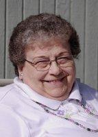 Mary McFadden  Obituary