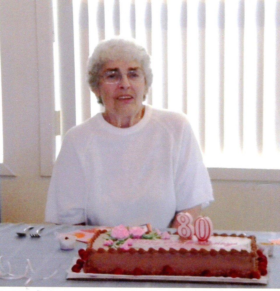 Mildred Elsie Plummer  Obituary