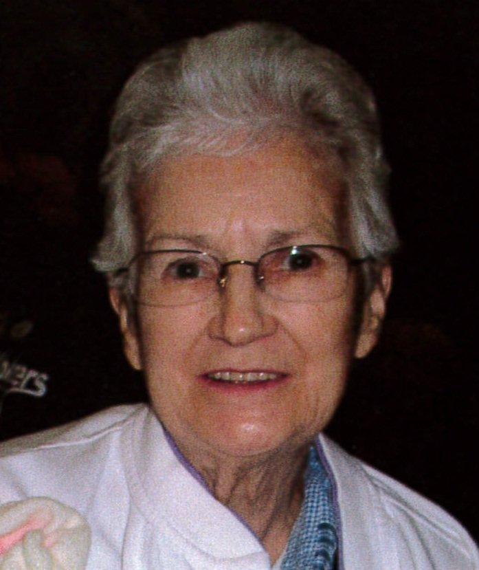 Myra Darlene Creasey  Obituary