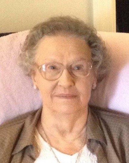 Myrtle Mae Evans  Obituary