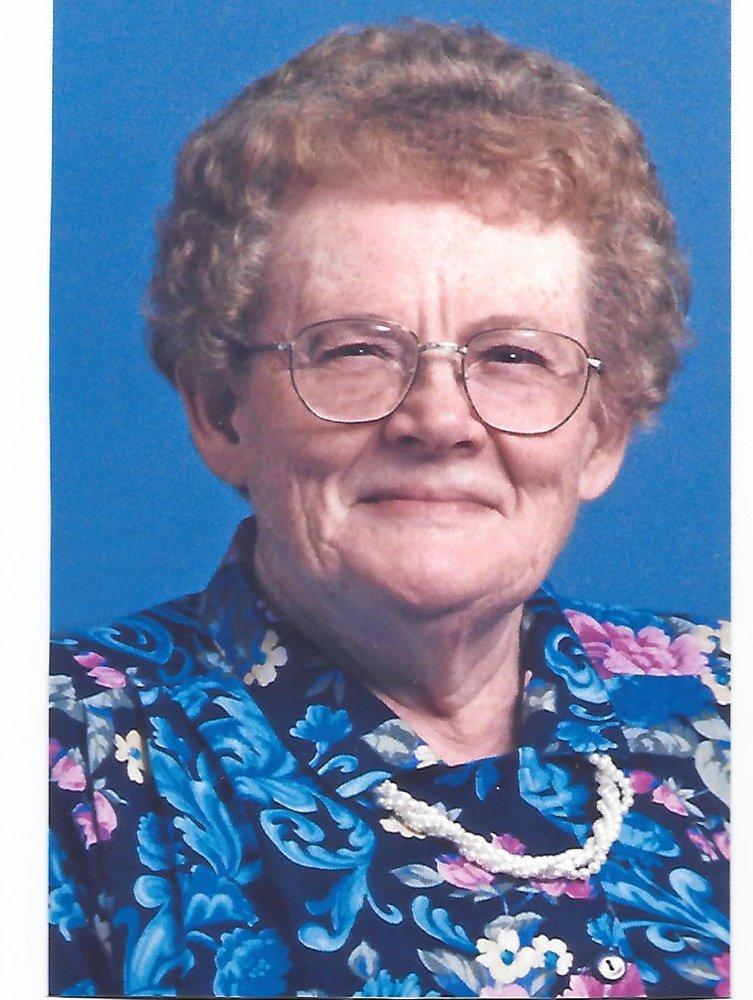 Ruth Jean Mercer  Obituary