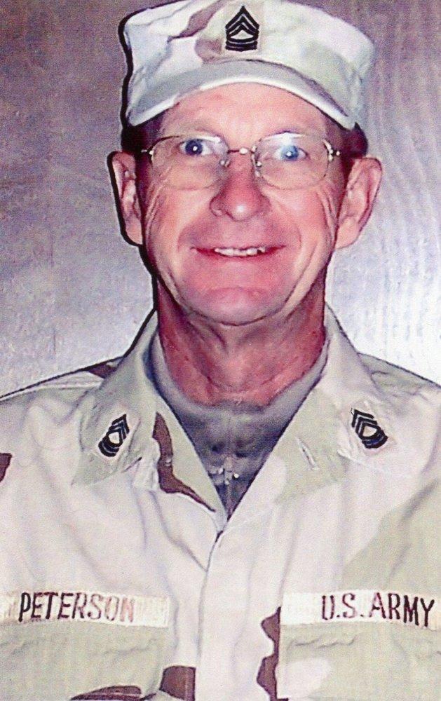 Thomas B Peterson  Obituary
