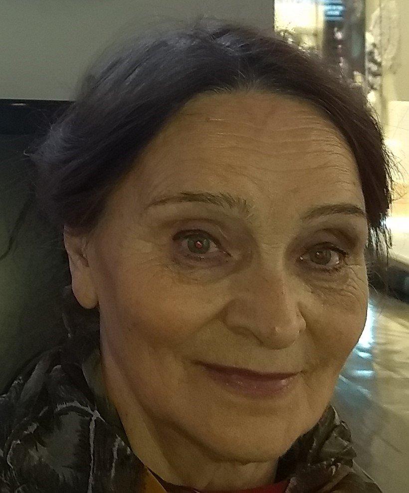 Valentina Papyrina  Obituary