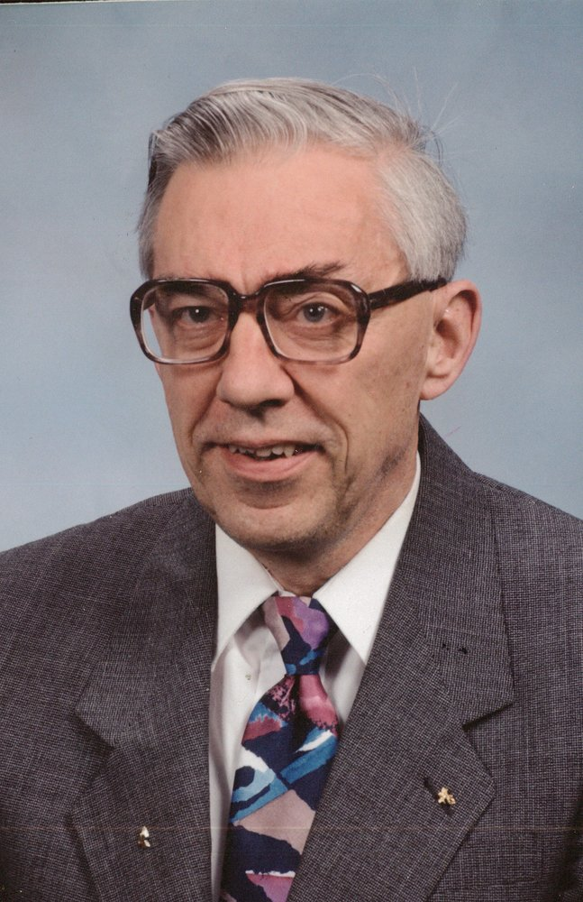 Vernon Frank Jones  Obituary
