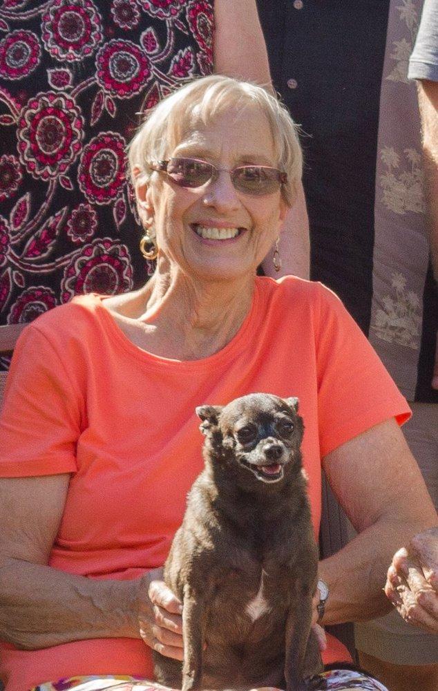 Virginia Ginger Ann Hansey  Obituary