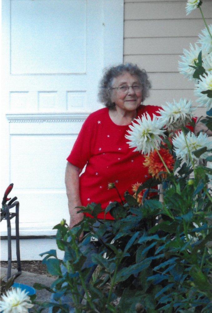 Virginia Mae Ayling  Obituary