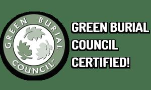 Green Burial Logo