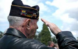 Veterans Farewell Tributes