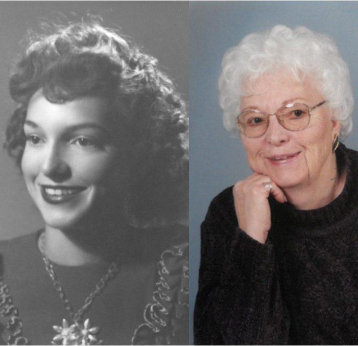 Mary Dyrland obituary photo side by side e1569000054287
