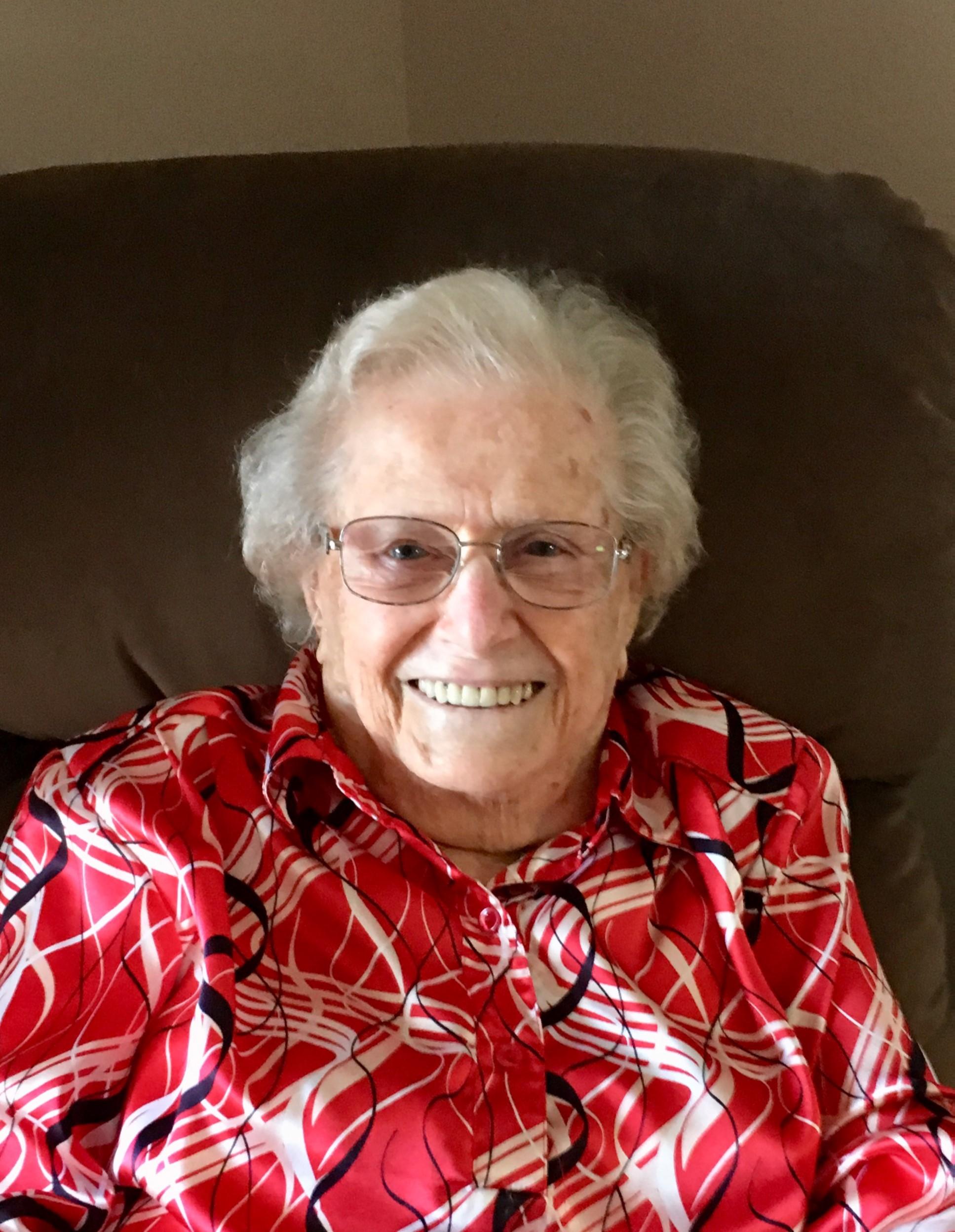 Ethel Mullick obituary photo