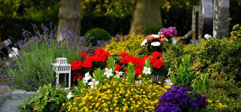 Funeral Flower Symbolism