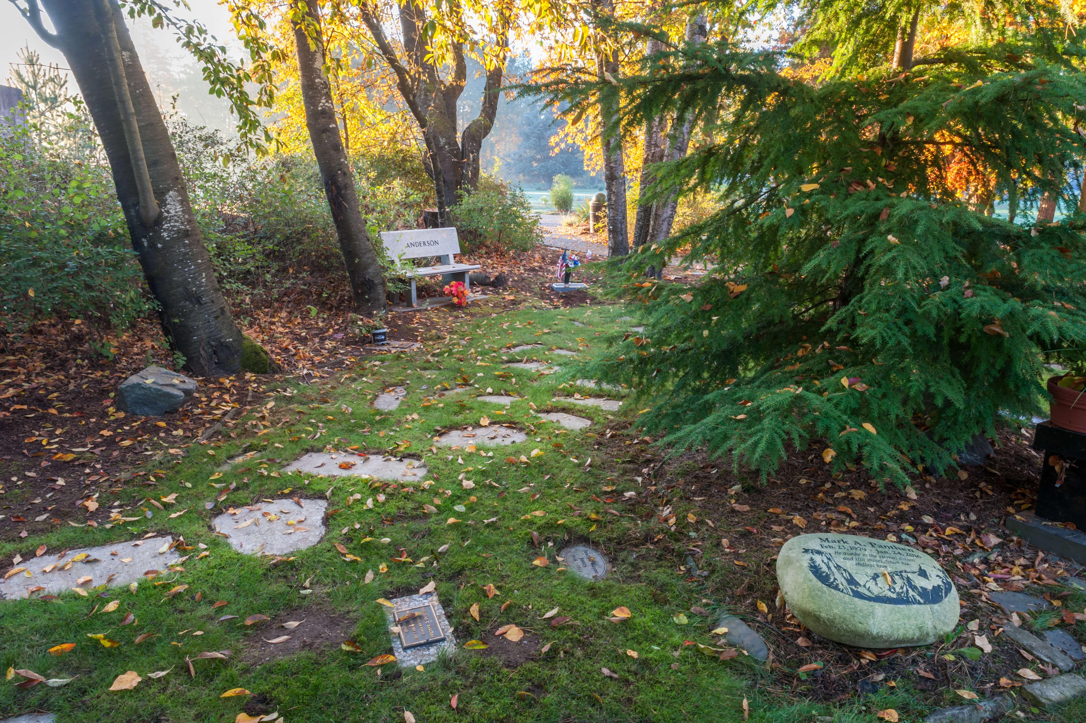Memorial Stone Celebrant Services