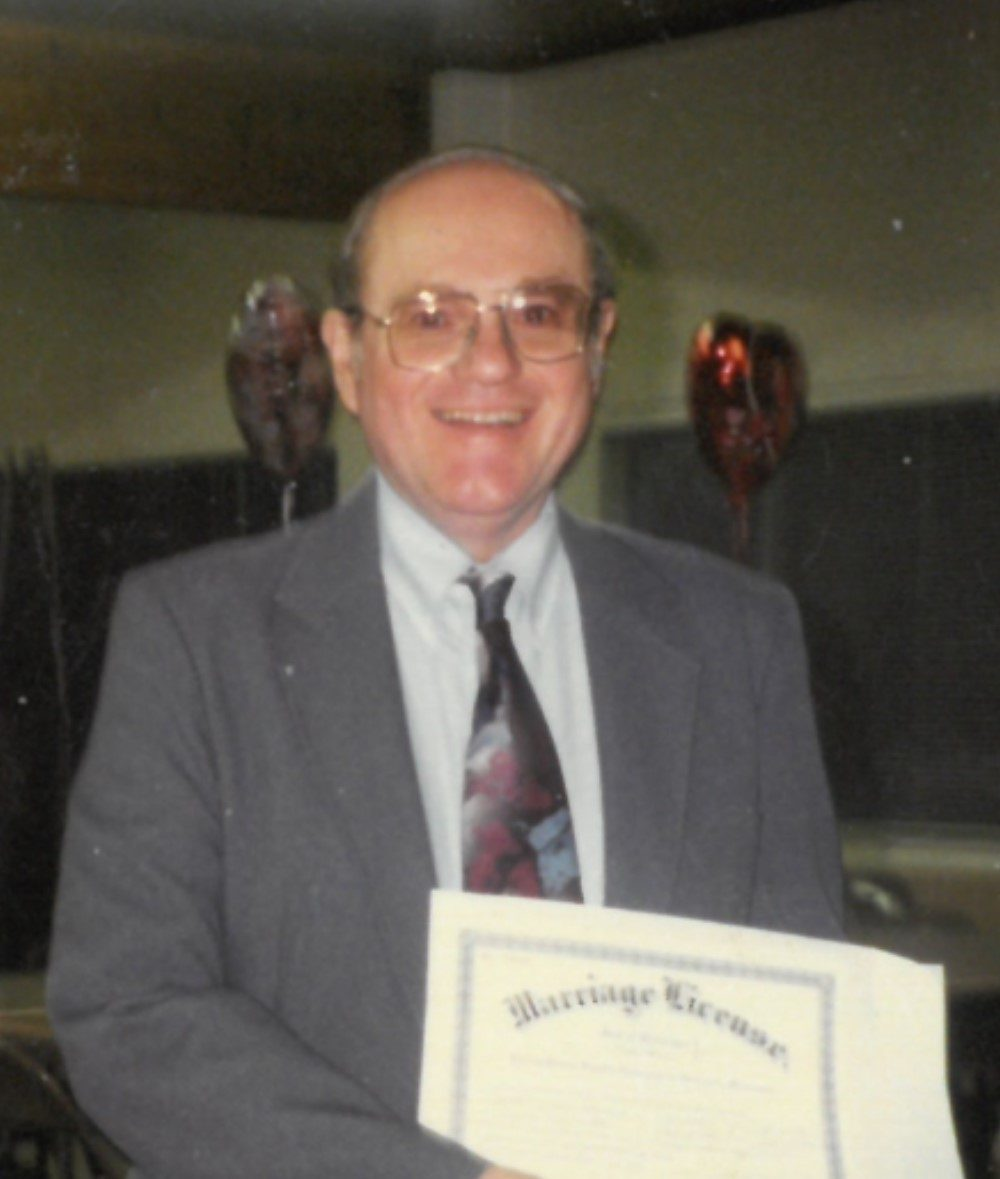 Al Currier obituary photo e1573839780382