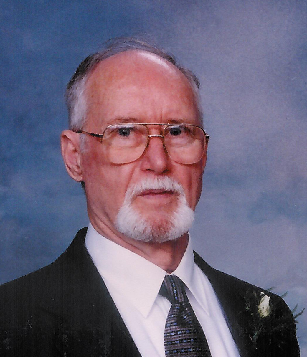 Robert Shallcross obituary photo