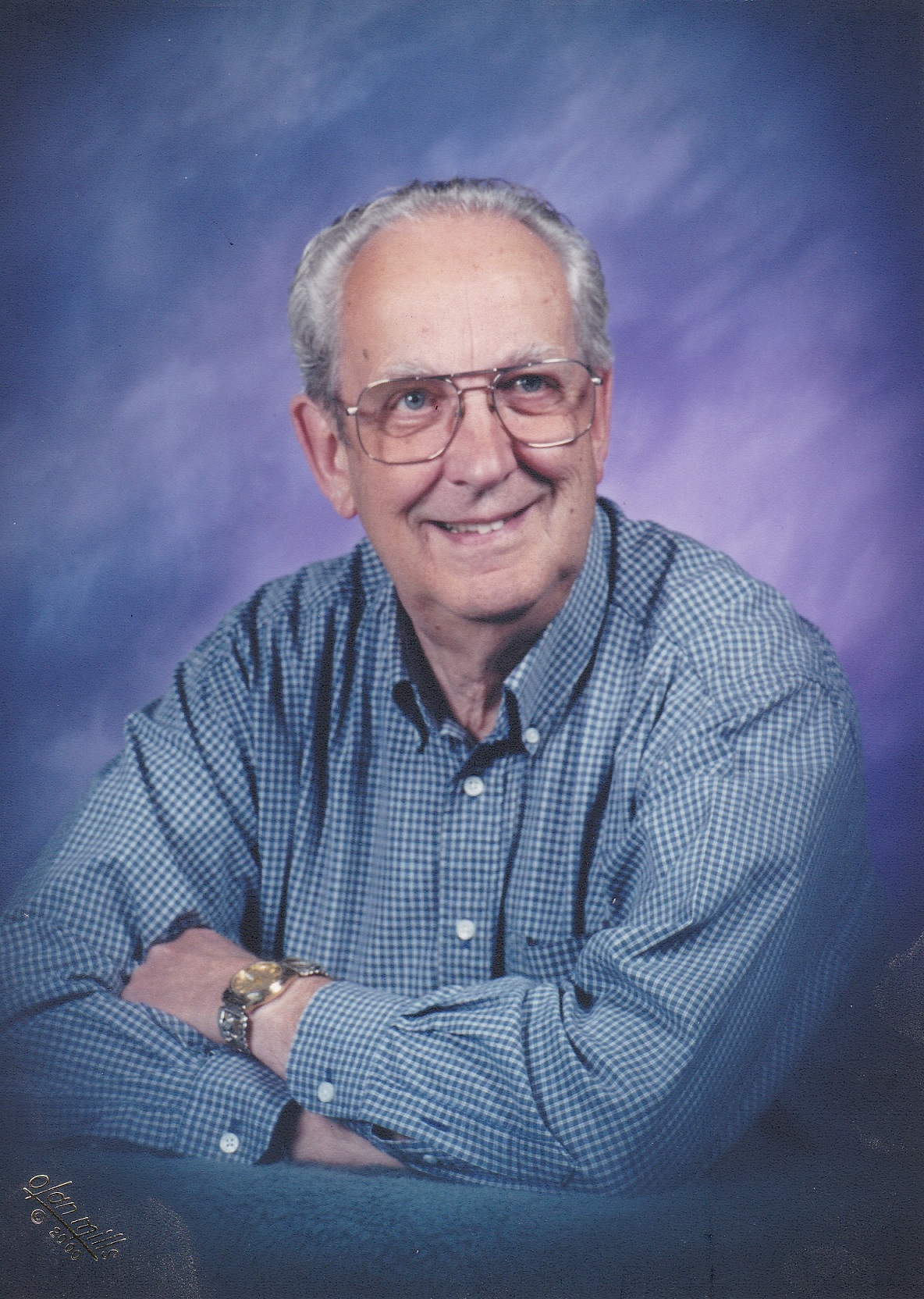 Soderlund Lloyd obit photo